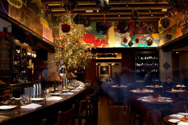 Gramercy Tavern Restaurant New York